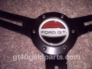 Gt40 Steering Wheel