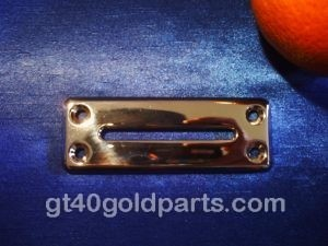 gt40 Door Latch Cover Plate