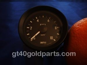 gt40 Fuel Pressure Gauge