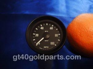 gt40 Oil Pressure Gauge 1