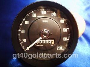 gt40 Speedometer