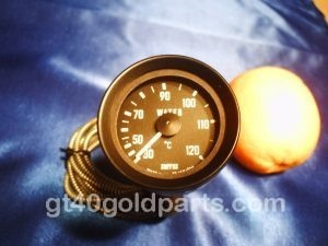 gt40 Water Temperature Gauge 1