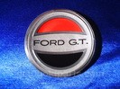 gt40 steering whell emblem badge