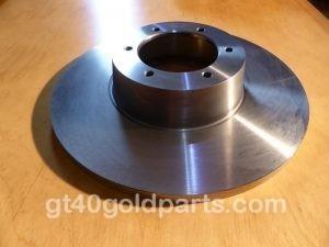 GT40 Brake discs – Pre '65 1