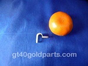 GT40 Brake line clips