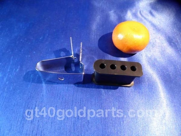 GT40 Ignition wire block