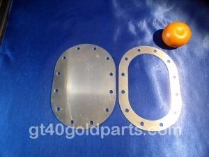 gt40 Sponson top plate and