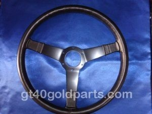 gt40 Steeringwheel – Road Car