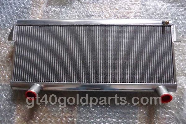 gt40 radiator