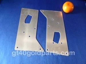 plate door lock